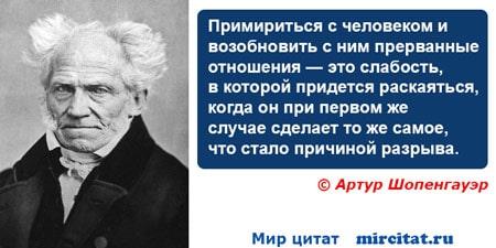 Цитата философа Артура Шопенгауэра о жизни